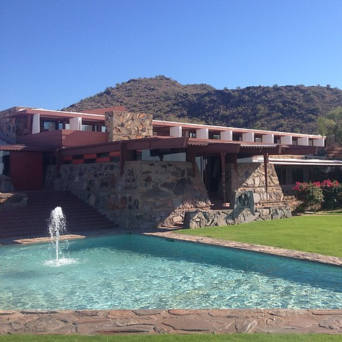 Taliesin West Pond