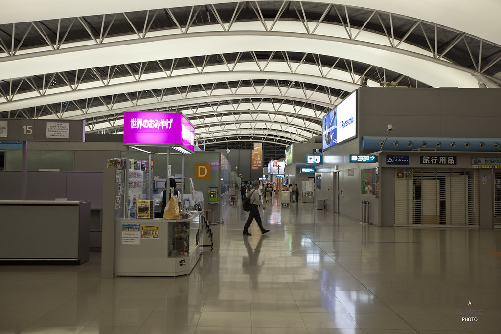 Osaka's Kansai International Airport