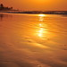 Kotu beach sunset