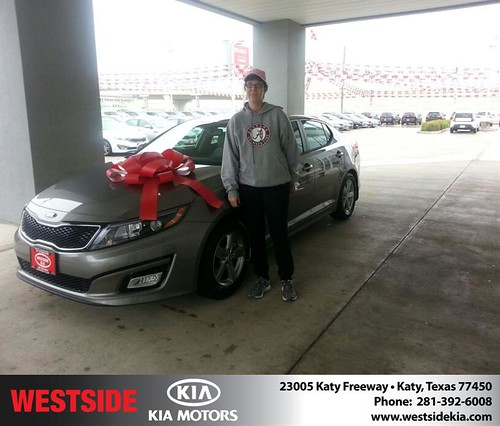 Westside KIA Houston Texas Customer Reviews and Testimonials-Vernell Evans by Westside KIA