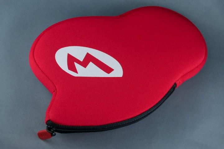 ニンテンドー3DSポーチ マリオ帽