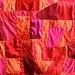 orange & red & fuchsia