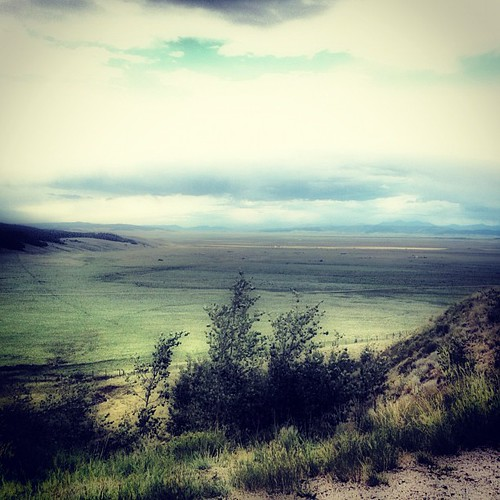 Colorado looking towards New Mexico by @MySoDotCom