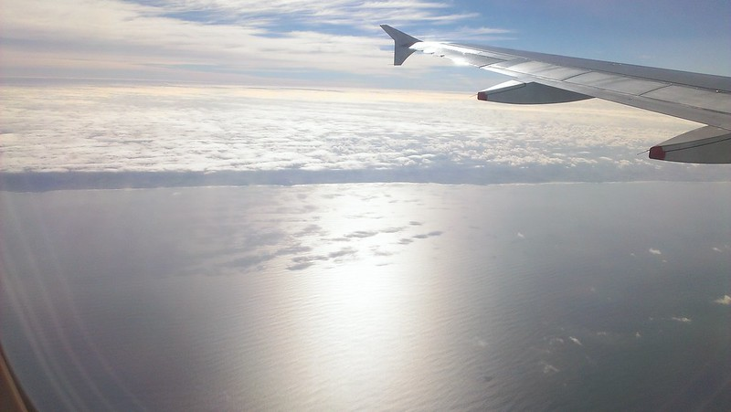 Auckland-Wellington flight