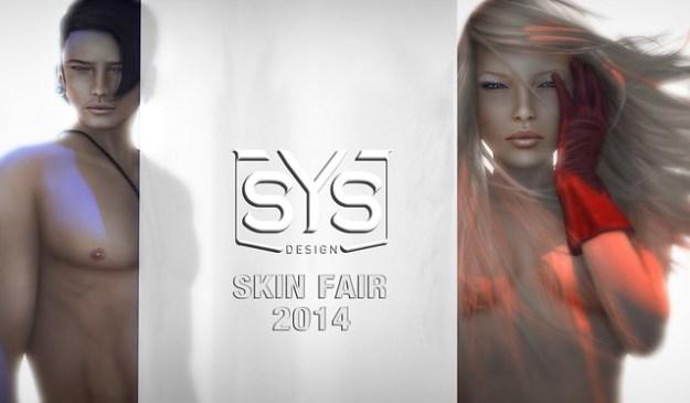 [sYs] SKIN FAIR 2014