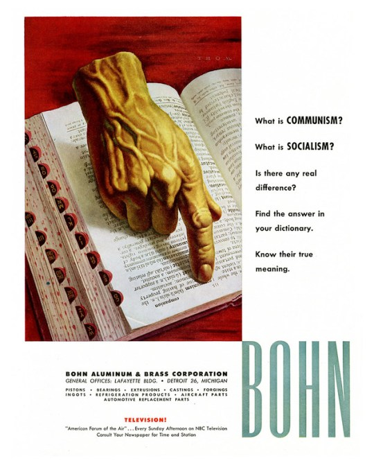 Bohn Aluminum & Brass Corporation - 1952