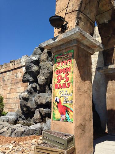 Pigeon Forge Zoo Tn Rainforest