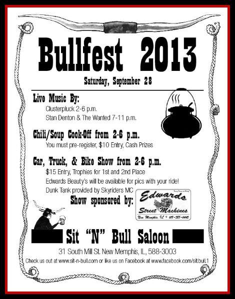 Bullfest 9-28-13