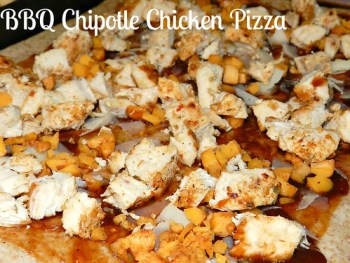 BBQ Chicken Pizza Review (5)