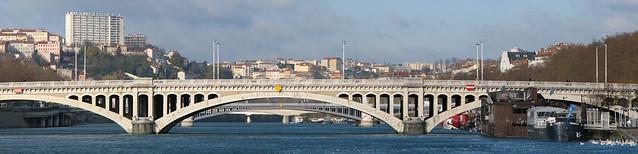 Pont Wilson - panoramă