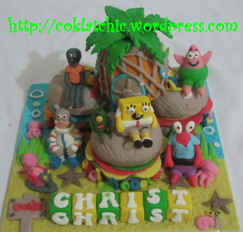 Miniature Spongebob