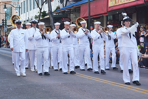 Pacific Fleet Band