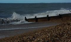 20131029-02_Pebble Beach + Groynes - Milford on Sea