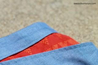 Alder Skirt Pocket - Swoodson Says