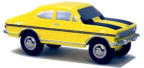 Schuco Piccolo Opel Kadett LS Rally