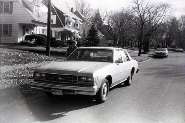 Karen and her car