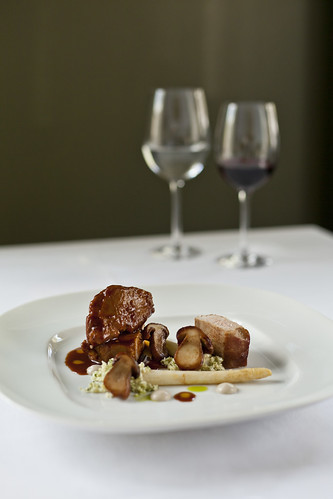 Midshires Rosé veal and slow braised sweetbread 1