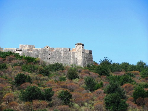 Adriatic Coast of Albania -Pasha's Castle