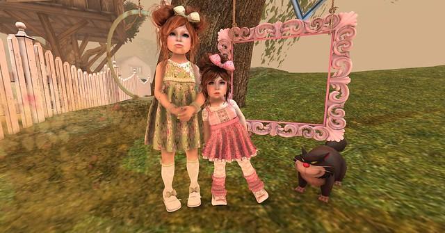 SL Disney Bound – Week Sixteen: Drizella & Anastasia