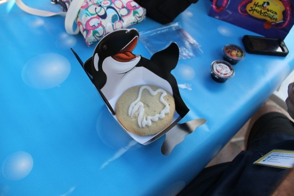 SeaWorld Orlando Halloween Spooktacular 2013