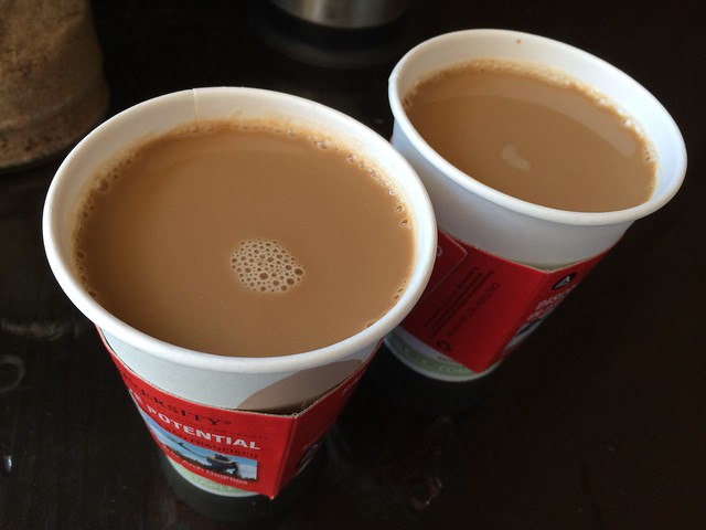 Caffeine break - Mini Coffee