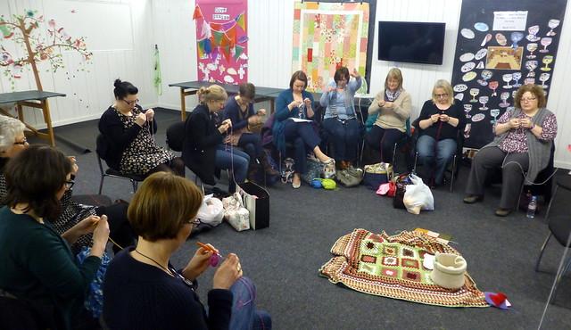 Crochet class Mar14