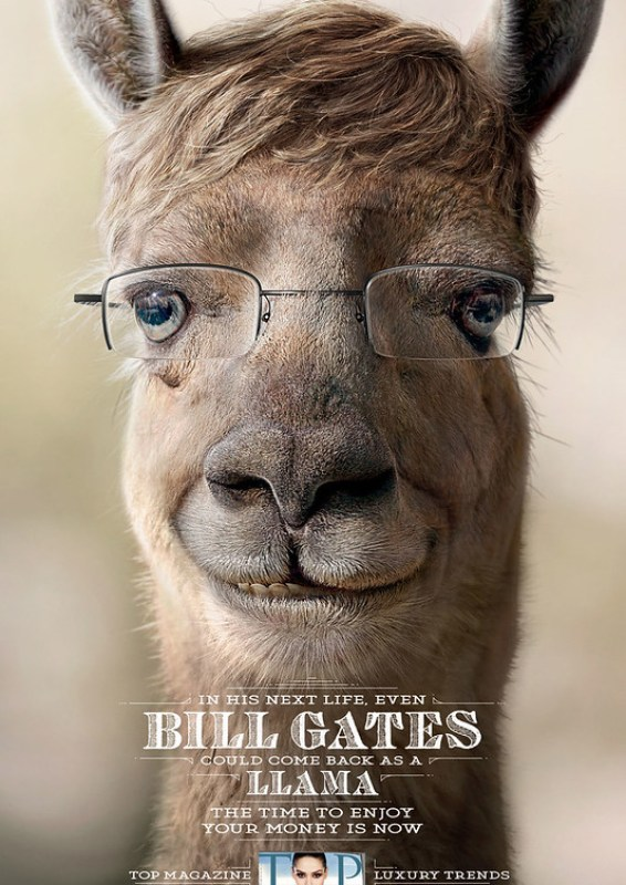 Top Magazine - Bill Gates