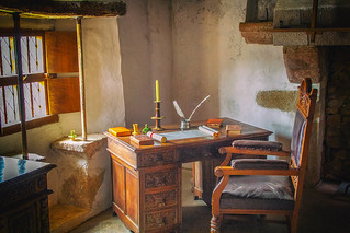 Photo:The Writing Desk By:MacBeales