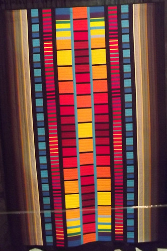 IQF Chicago 2013 - Colorstrips #1 by Lynda Faires