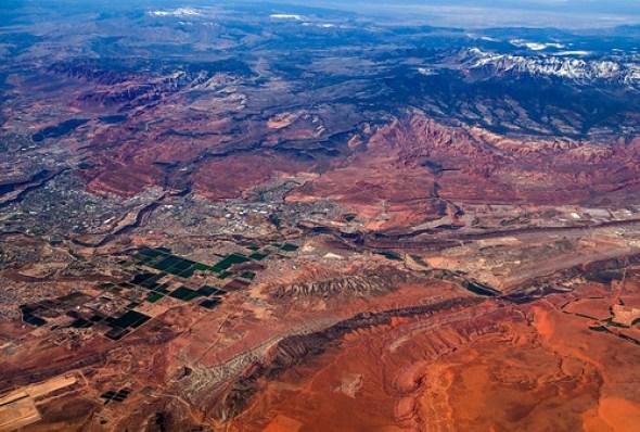 Towards Las Vegas - Nikon D300