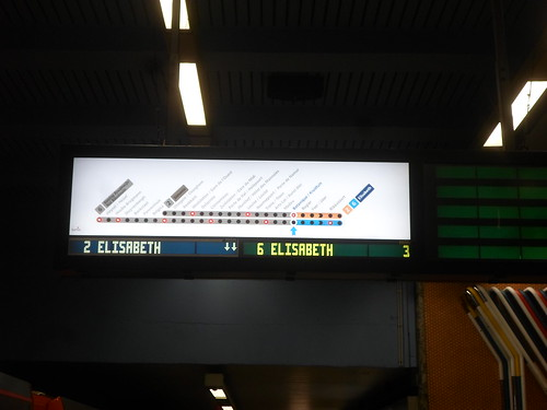 Subway ETA Board