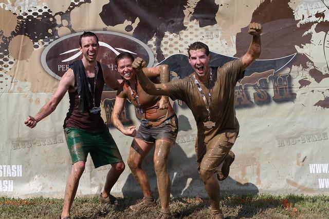 Mud Stash Run