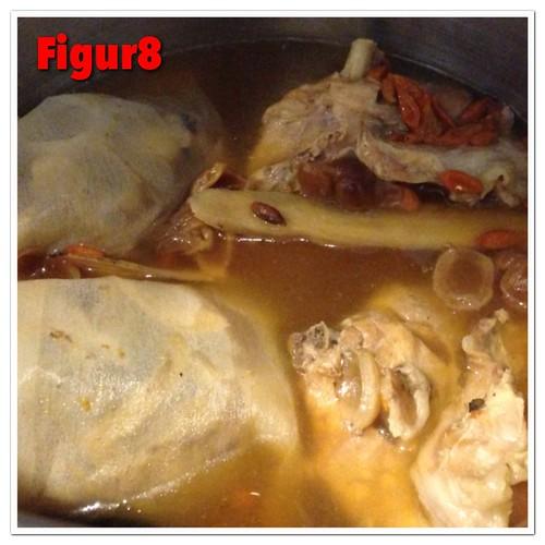 Ning Shen soup