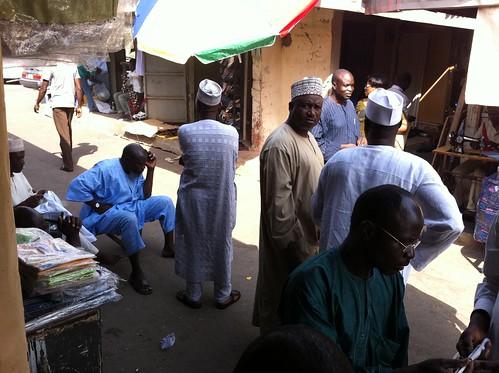 Goldsmiths & Merchants in Wuse Market Abuja by Jujufilms