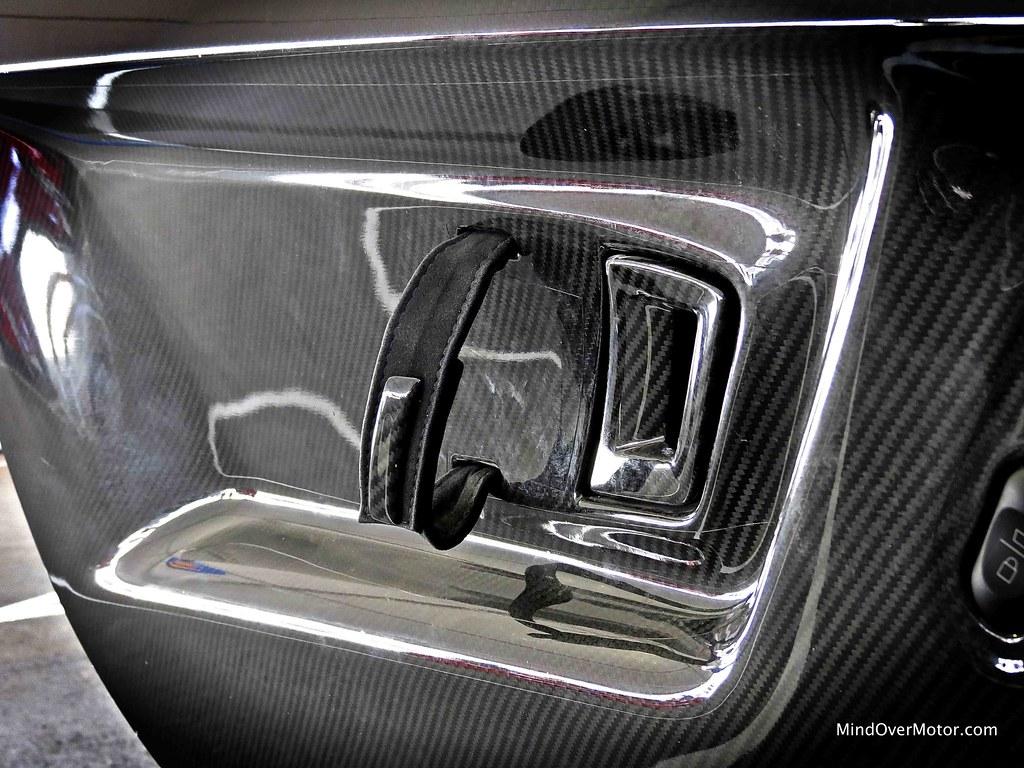 Lamborghini Gallardo LP570-4 Superleggera Carbon Fiber door