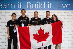 Team Sano, Canada
