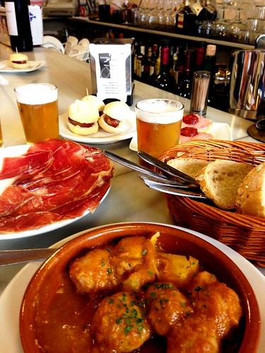 Taberna Almeria Madrid