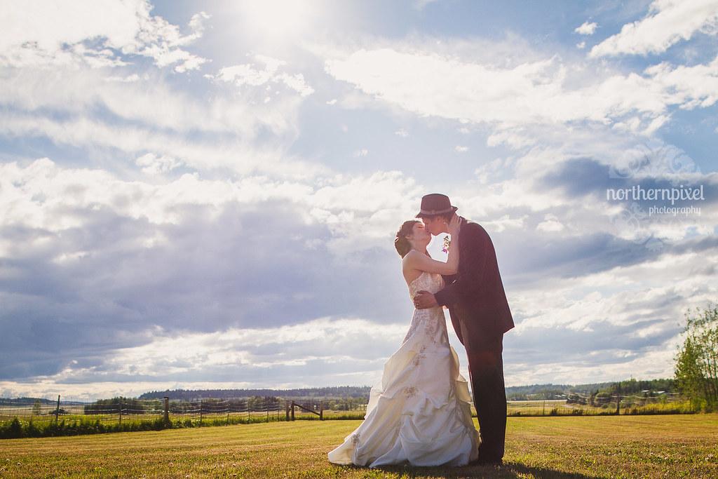 Dennis & Cory's Wedding - Prince George BC