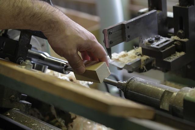 マルナオ 木工工場