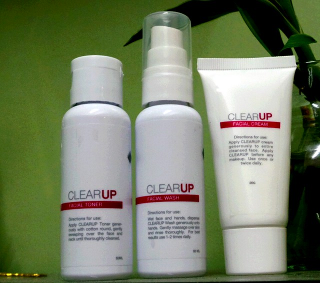 Clear Up Skin Care System