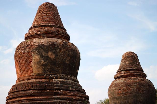 Initial Pagodas