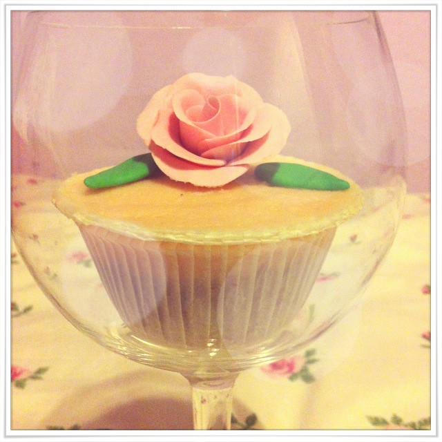 cupcakes de fresa, The art of cupcakes