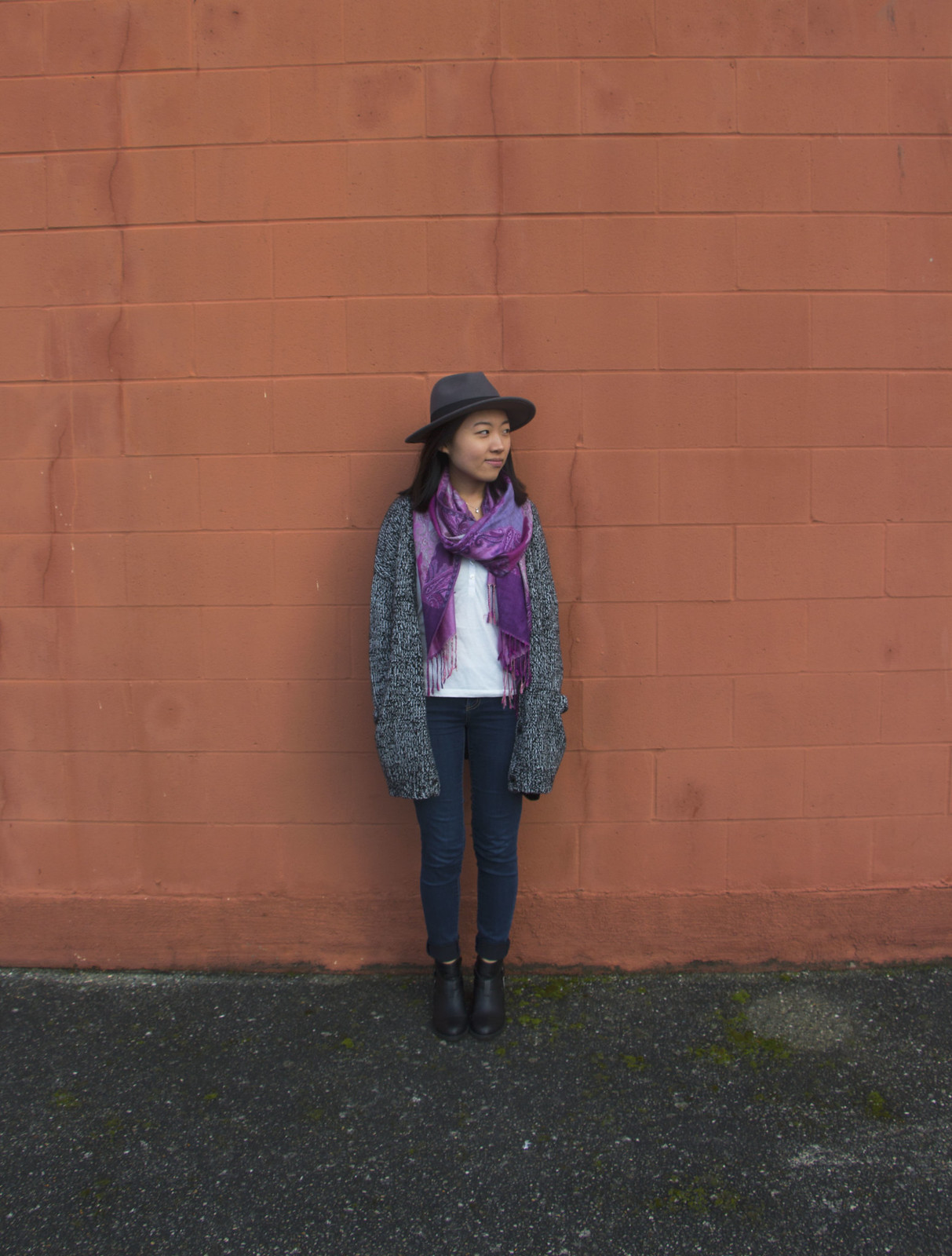 Knit Cardigan outfit