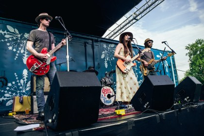 Angela Perley & The Howling Moons