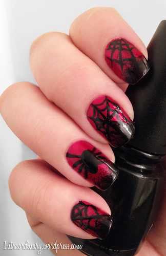 Spider Nails by intraordinary