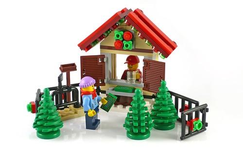 40082 Christmas Tree Stand 10