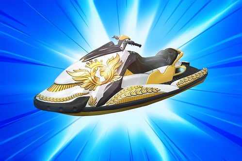 Kinect Sports Rivals Gold Wake Racer