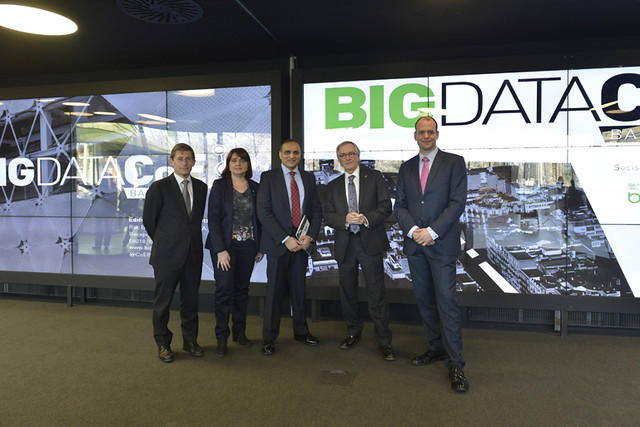 Inauguració Centre Big Data