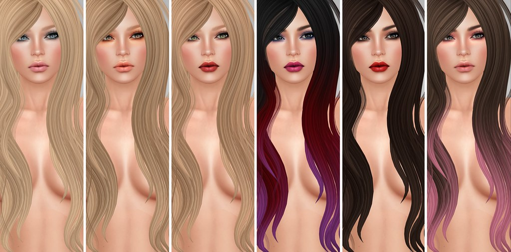 Glam Affair LuLu 1-6