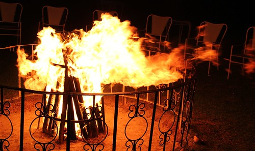 Wildas fire